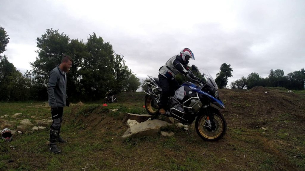stage initiation moto